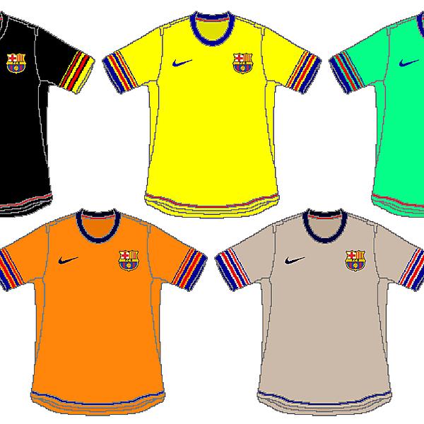 FC Barcelona Nike Third
