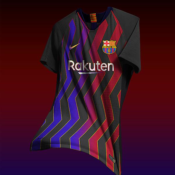 FC Barcelona Third Concept