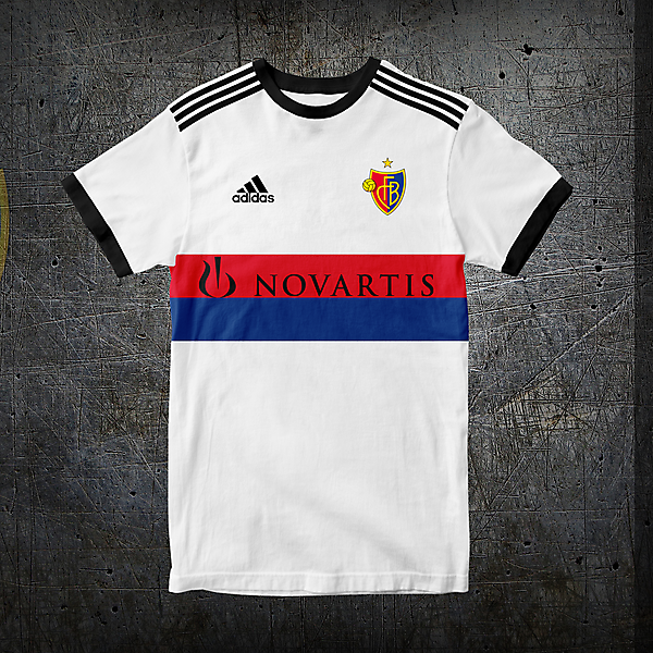 FC Basel Away Shirt