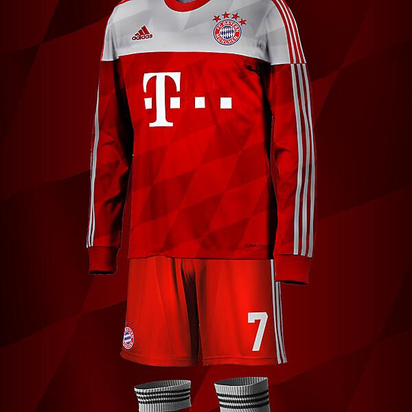 FC Bayern München 2014