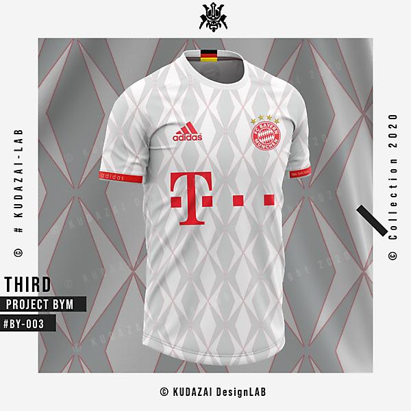 FC BAYERN München - Third version