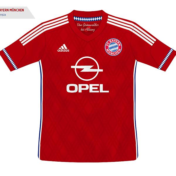 FC Bayern München || home