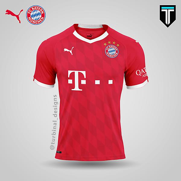 FC Bayern München x Puma - Home Kit