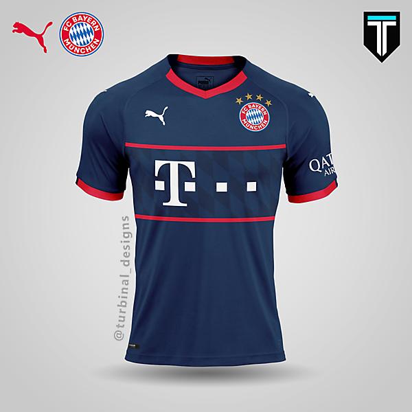FC Bayern München x Puma - Third Kit