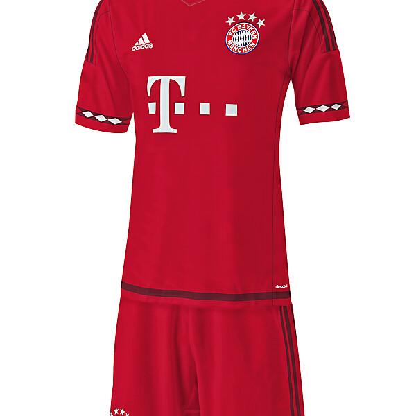 FC Bayern Munchen - Home 15/16