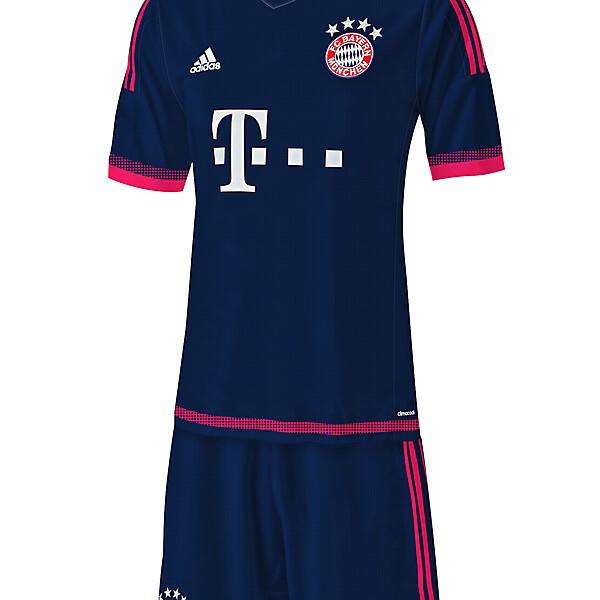 FC Bayern Munchen - Third 15/16