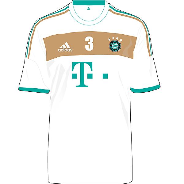 FC Bayern Munchen Fantasy Kit Concept