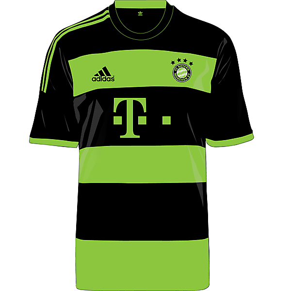FC Bayern Munchen Fantasy Kit Concept 2
