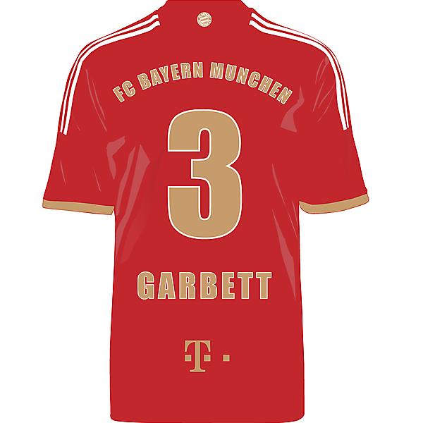 FC Bayern Munchen Kit Concept 3