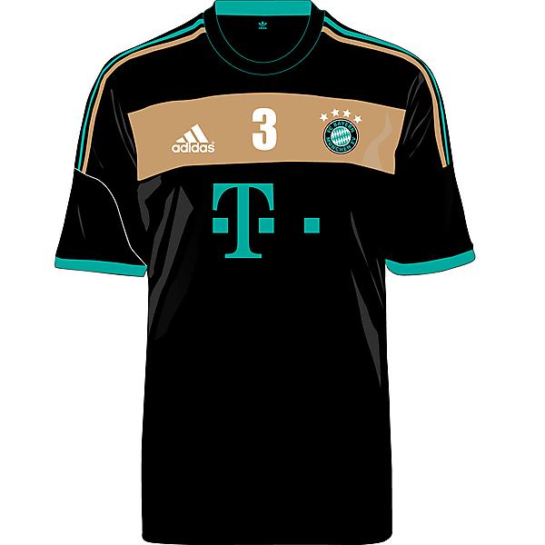 FC Bayern Munchen Kit Concept 4