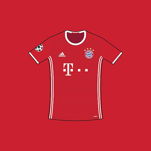 FC Bayern Munich - Home / 2016-17