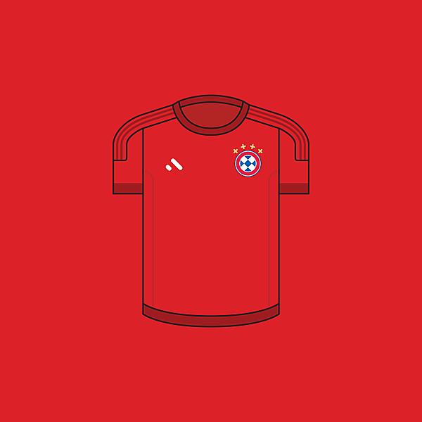 FC Bayern Munich - Home / Minimalist