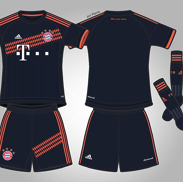 FC Bayern Munich - Third Kit