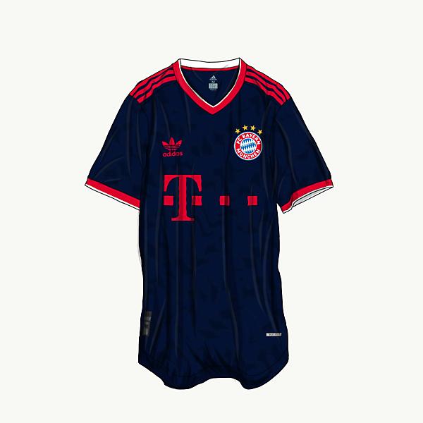 FC BAYERN MUNICH 3RD KIT