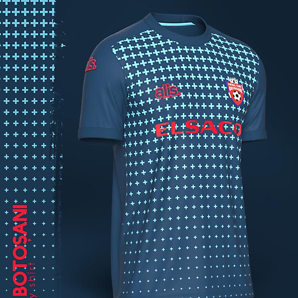 FC Botoșani X alis. - Away