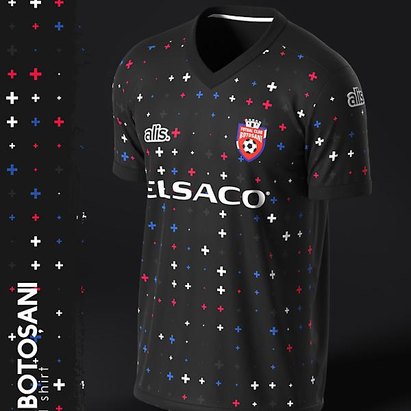 FC Botoșani X alis. - Third