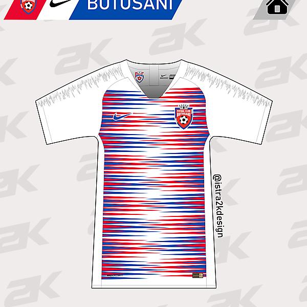 FC Botosani x Nike