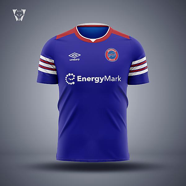FC Bufallo Bills home - crossover concept