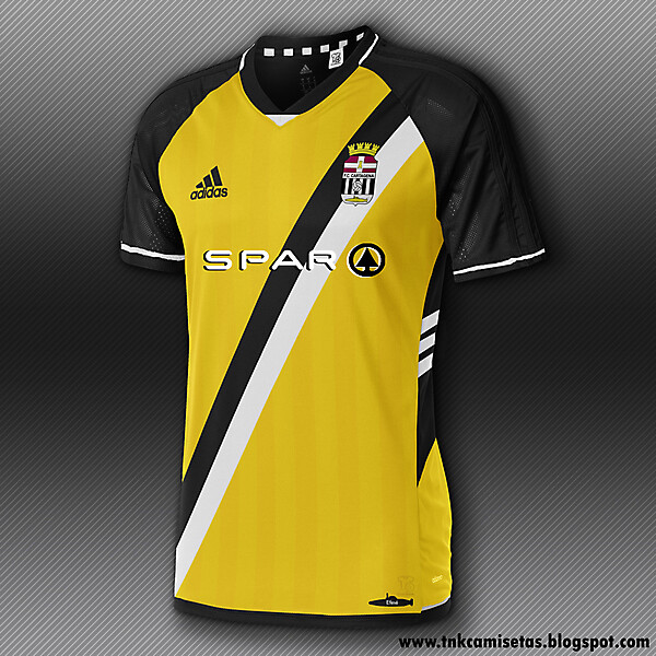 FC CARTAGENA THIRD