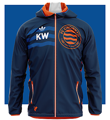 FC Cincinnati Jacket