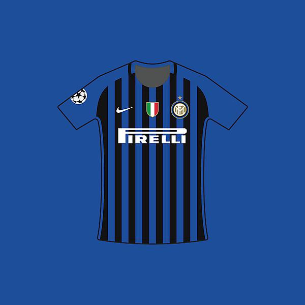 FC Inter Milan - Home / 2016-17