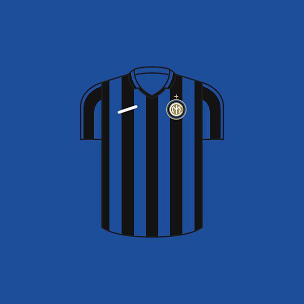 FC Inter Milan × Minimalist