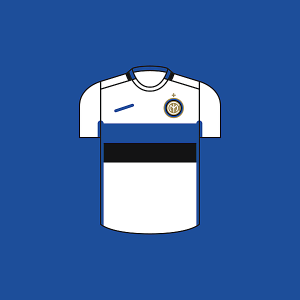 FC Inter Milan Away × Minimalist