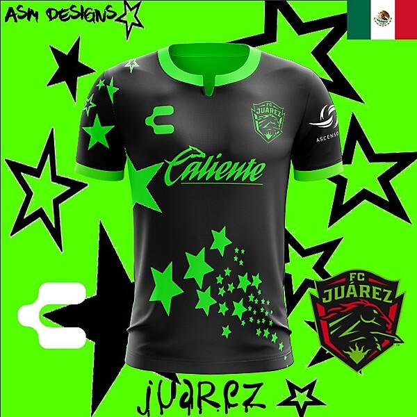 FC Juarez Charly 2018 Alternate kit