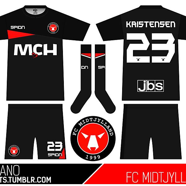 FC Midtjylland Home
