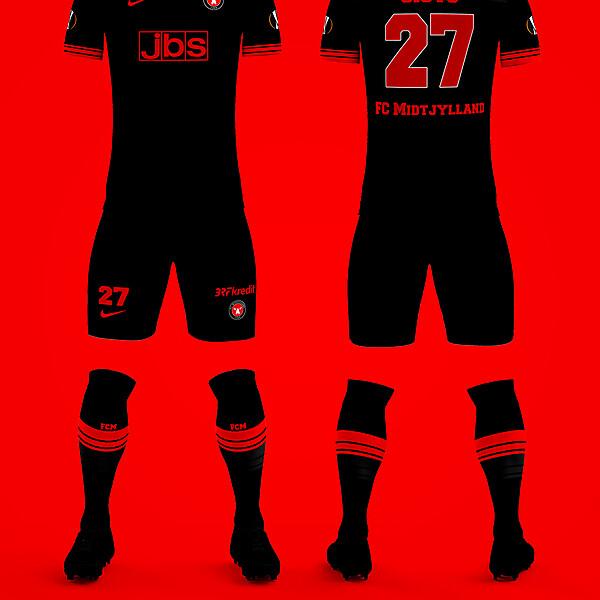FC Midtjylland Home Kit