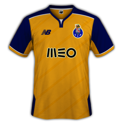 FC Porto - Away