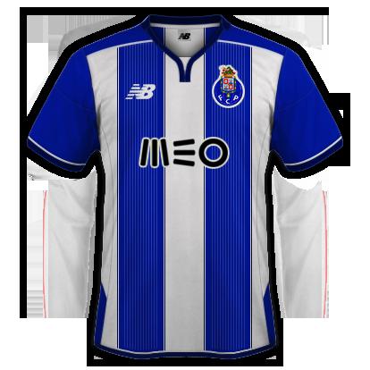 FC Porto - Home