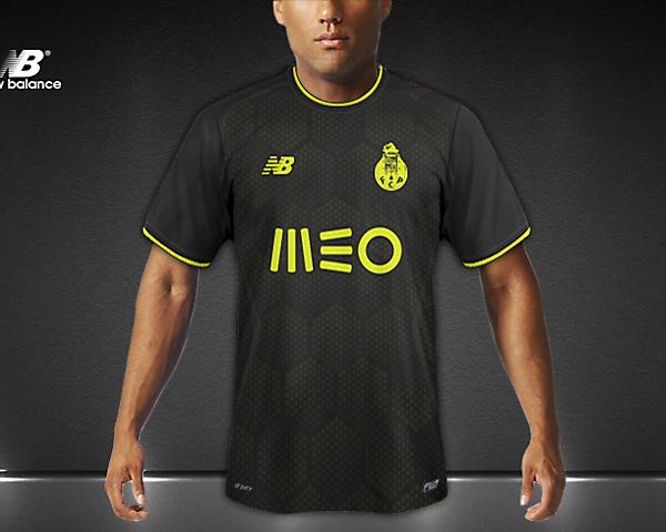 FC Porto Fantasy Away Kit