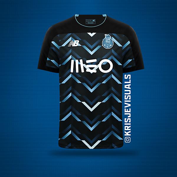 FC Porto Third