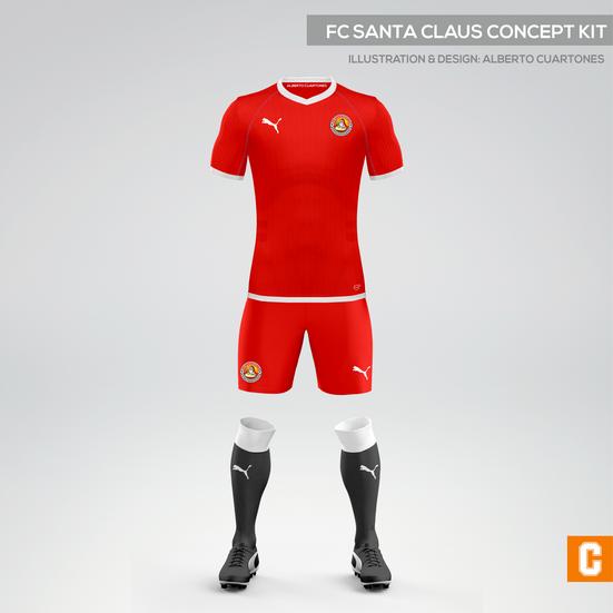 FC Santa Claus 2017 Concept Kit