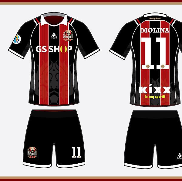 FC SEOUL Home jersey