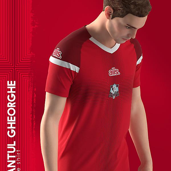 FC Sfântul Gheorghe Suruceni X alis - Home