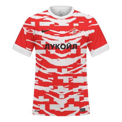 FC Spartak Moscow Fantasy Kit