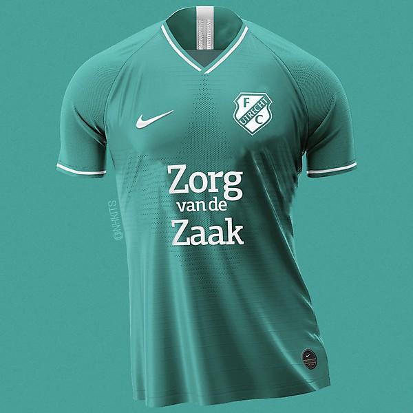 FC Utrecht Away Kit 2021