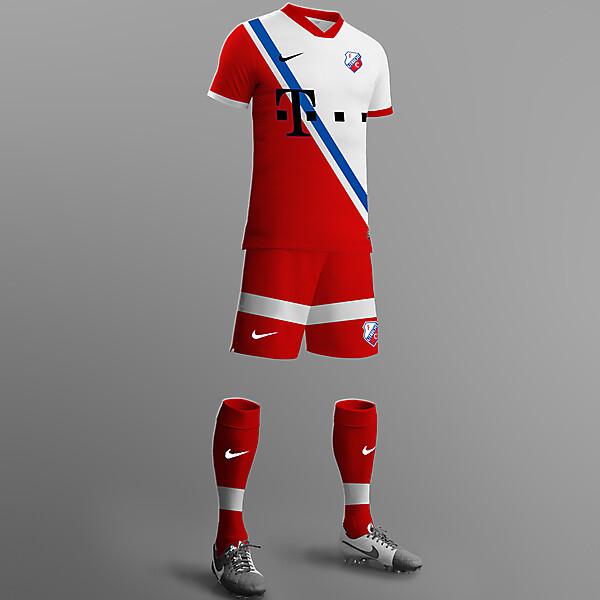 FC Utrecht concept kit 2020/2021