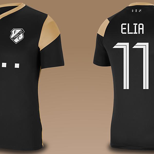 FC Utrecht Fantasy Nike 2022 Away Kit v3