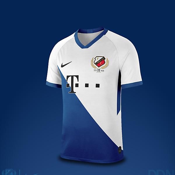FC Utrecht Fantasy Nike Away Kit 2020-2021