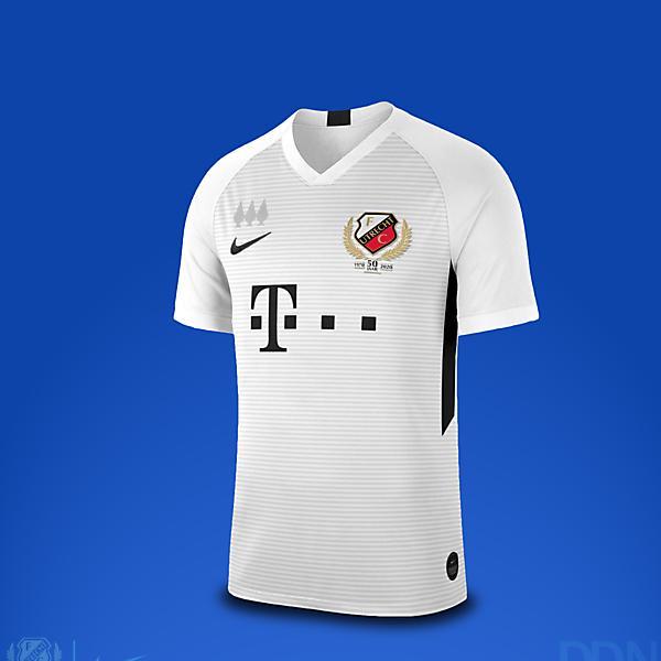 FC Utrecht Fantasy Nike KNVB Cup Kit 2020-2021