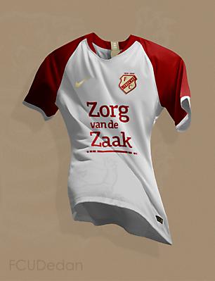 FC Utrecht Nike Fantasy 50Y Anniversary Kit