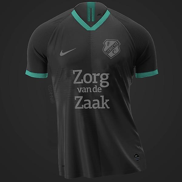 FC Utrecht Third Kit 2021