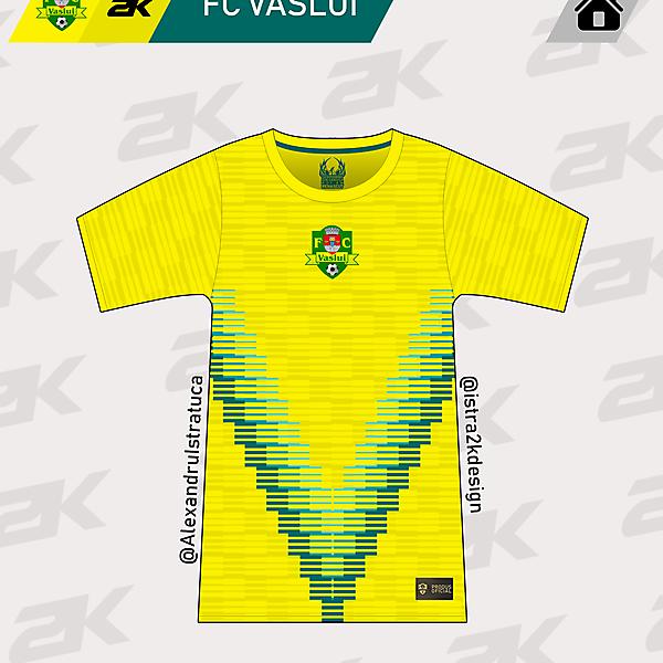 FC Vaslui - Home