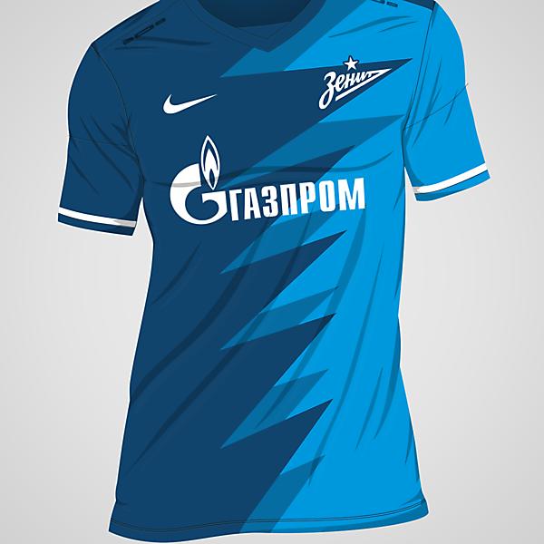 FC Zenit Kit (concept)