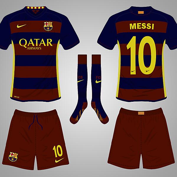 FCB Home Kit 15/16