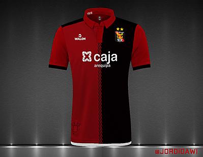 FCB Melgar - Home kit