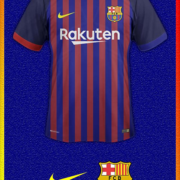 FCBarcelona Home Kit